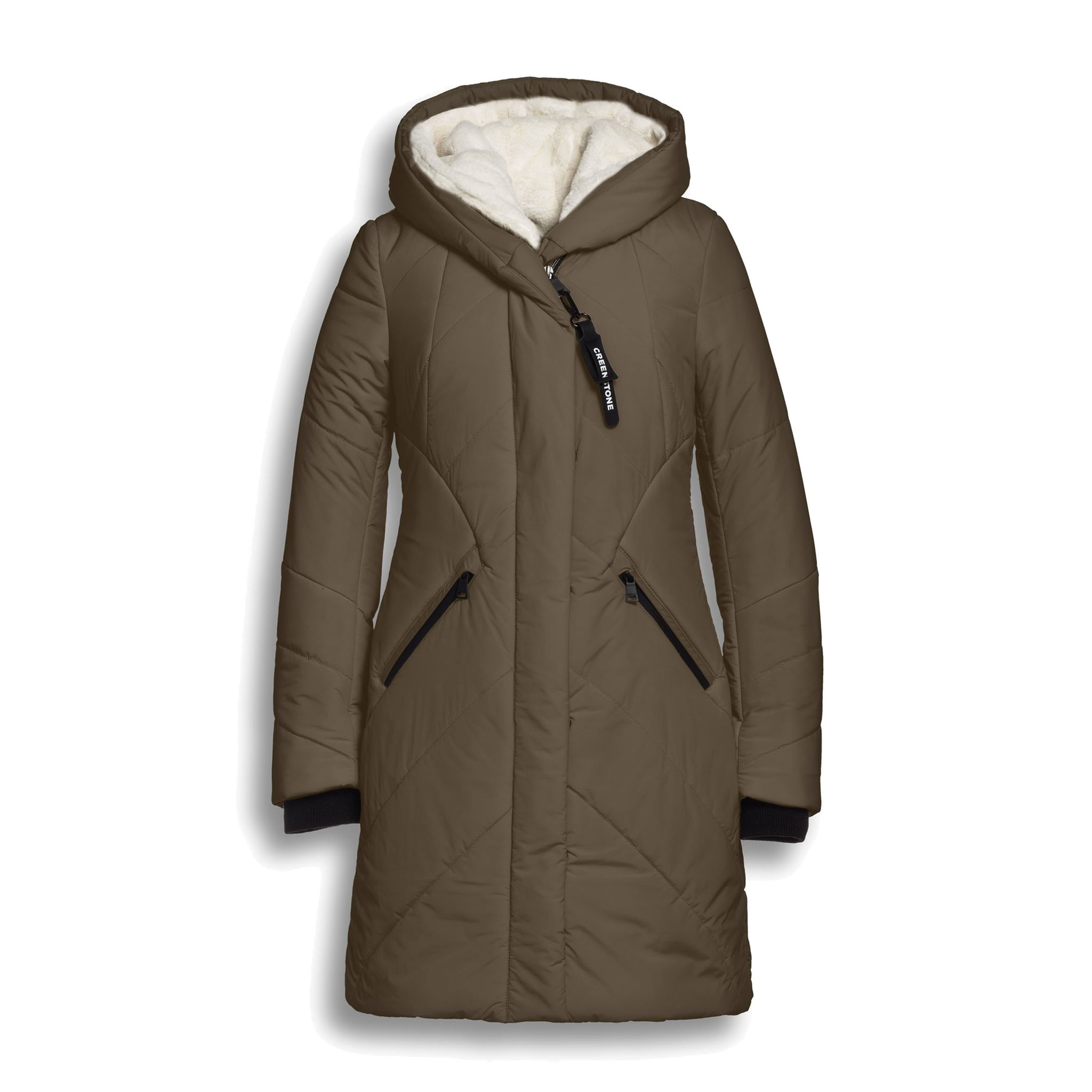 COAT CREENSTONE