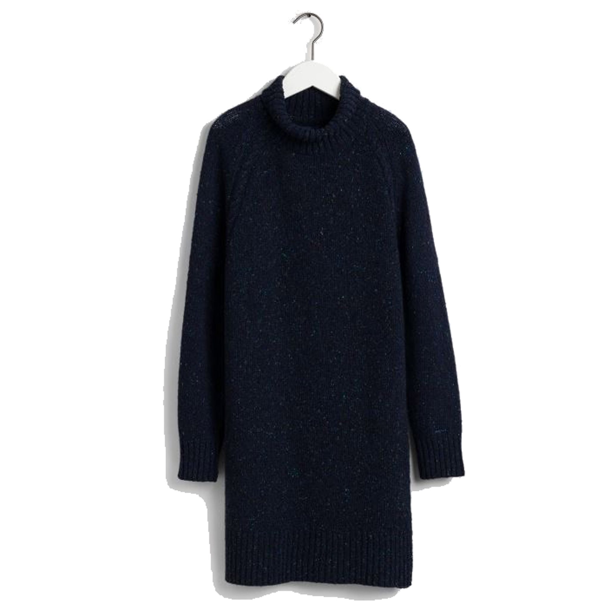 NEPS KNITTED DRESS GANT WOMAN
