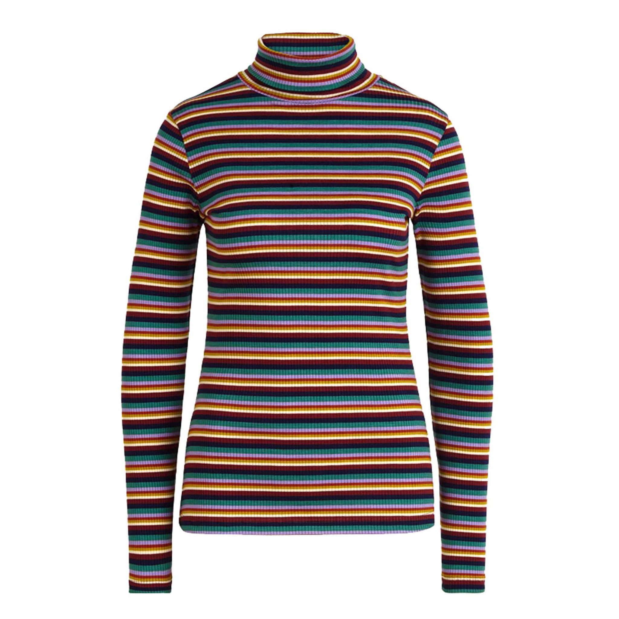 ROLLNECK TOP DAYDREAM STRIPE KING LOUIE