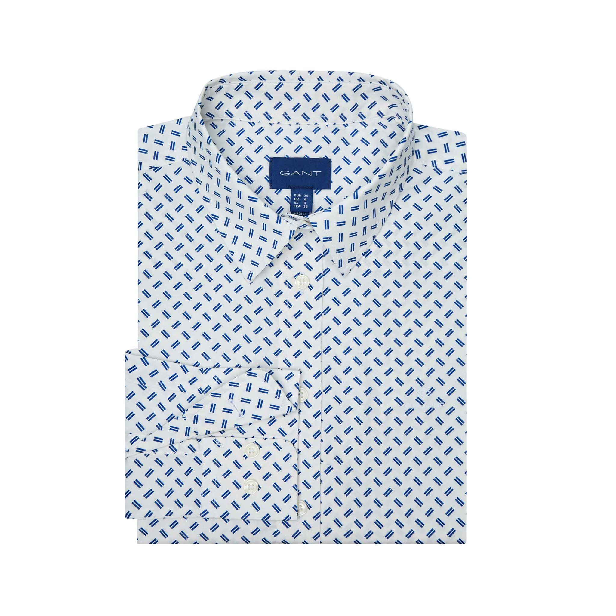 SIGNATURE TRAIL STRETCH SHIRT GANT WOMAN
