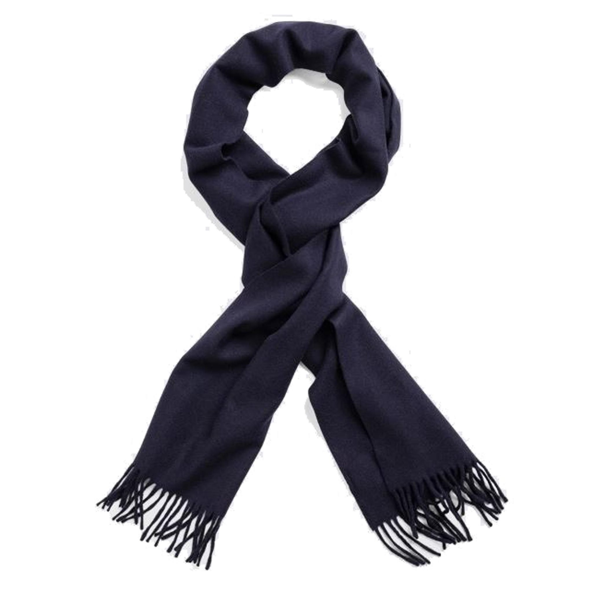 SOLID WOOL SCARF GANT WOMAN