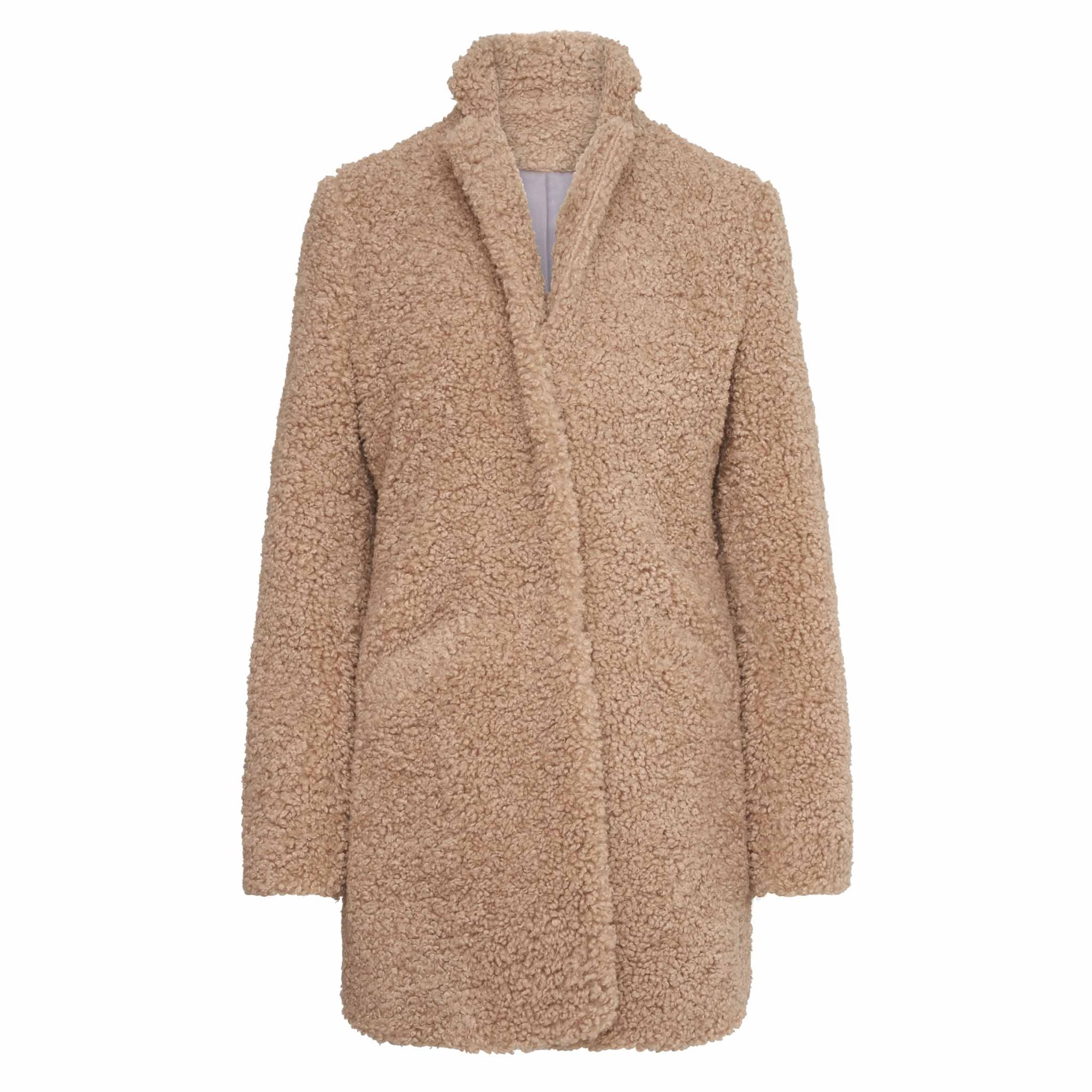 Teddy coat HVS-Madia HV SOCIETY