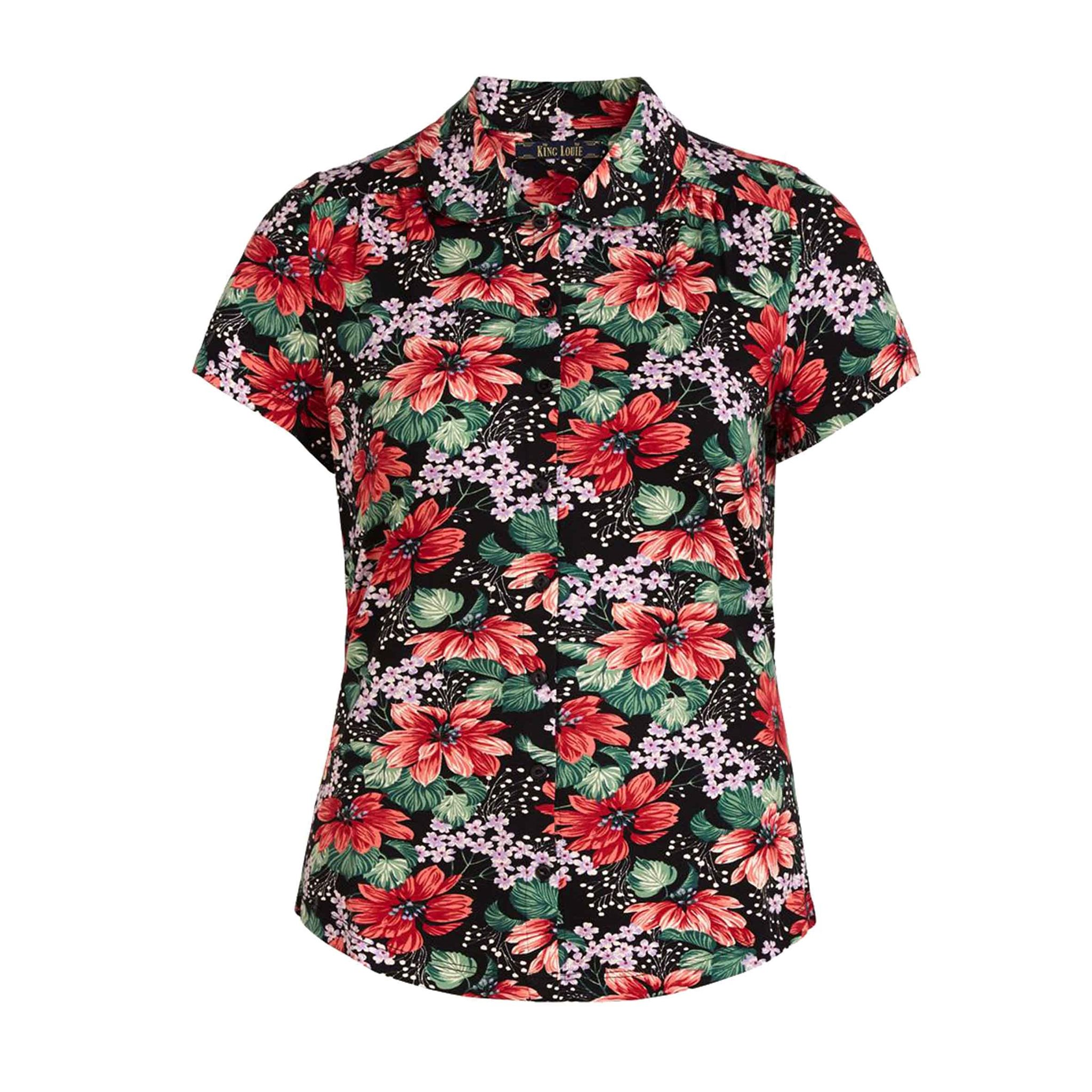 Blouse Round Collar Pacifica KING LOUIE