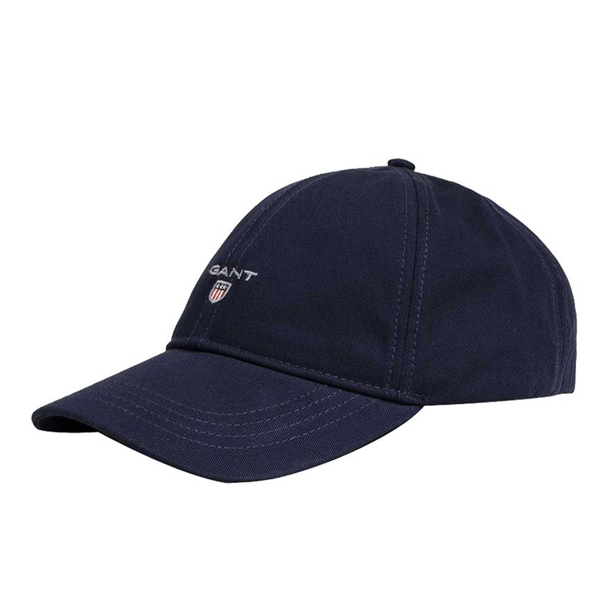 COTTON TWILL CAP GANT MAN