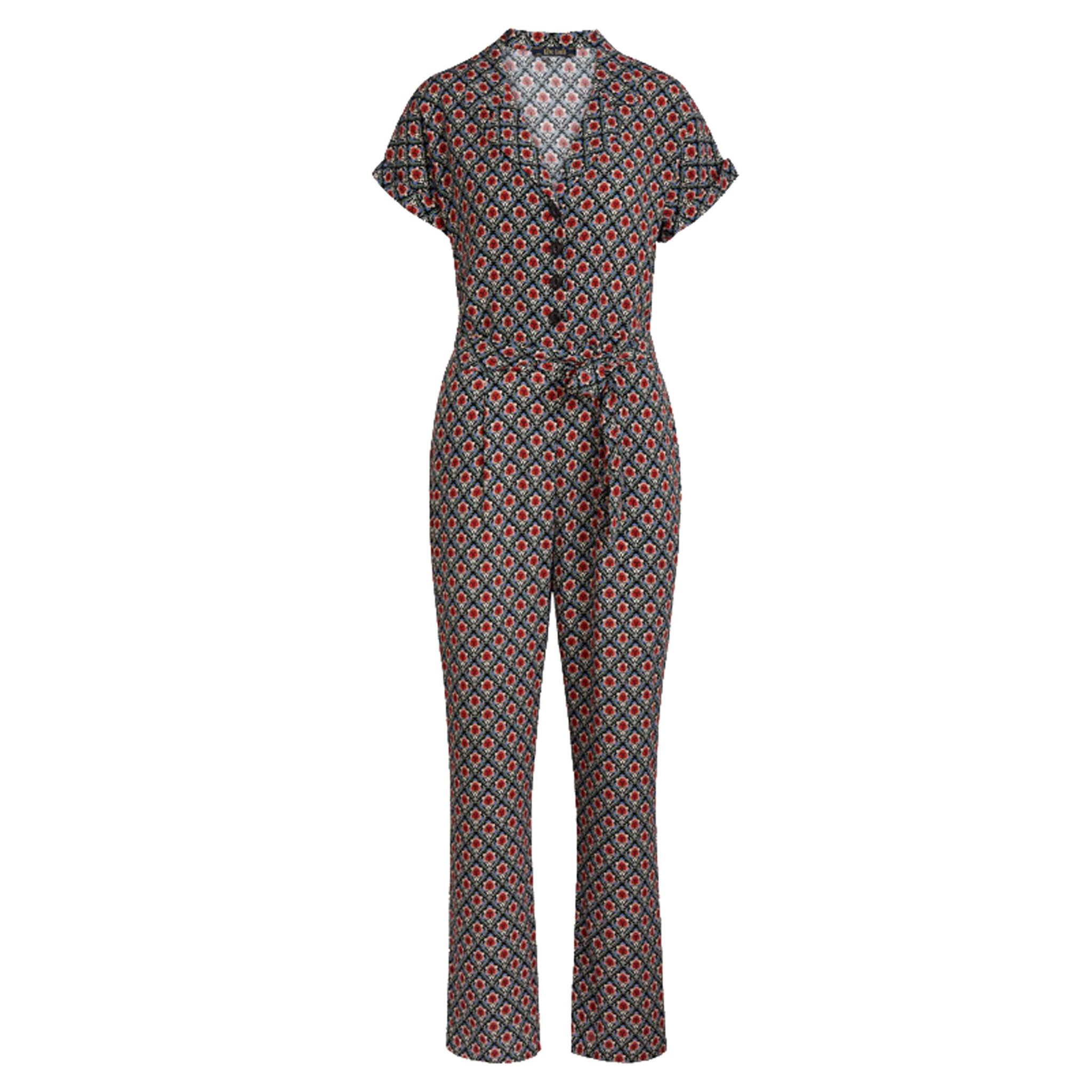 Daisy Jumpsuit Palmer KING LOUIE