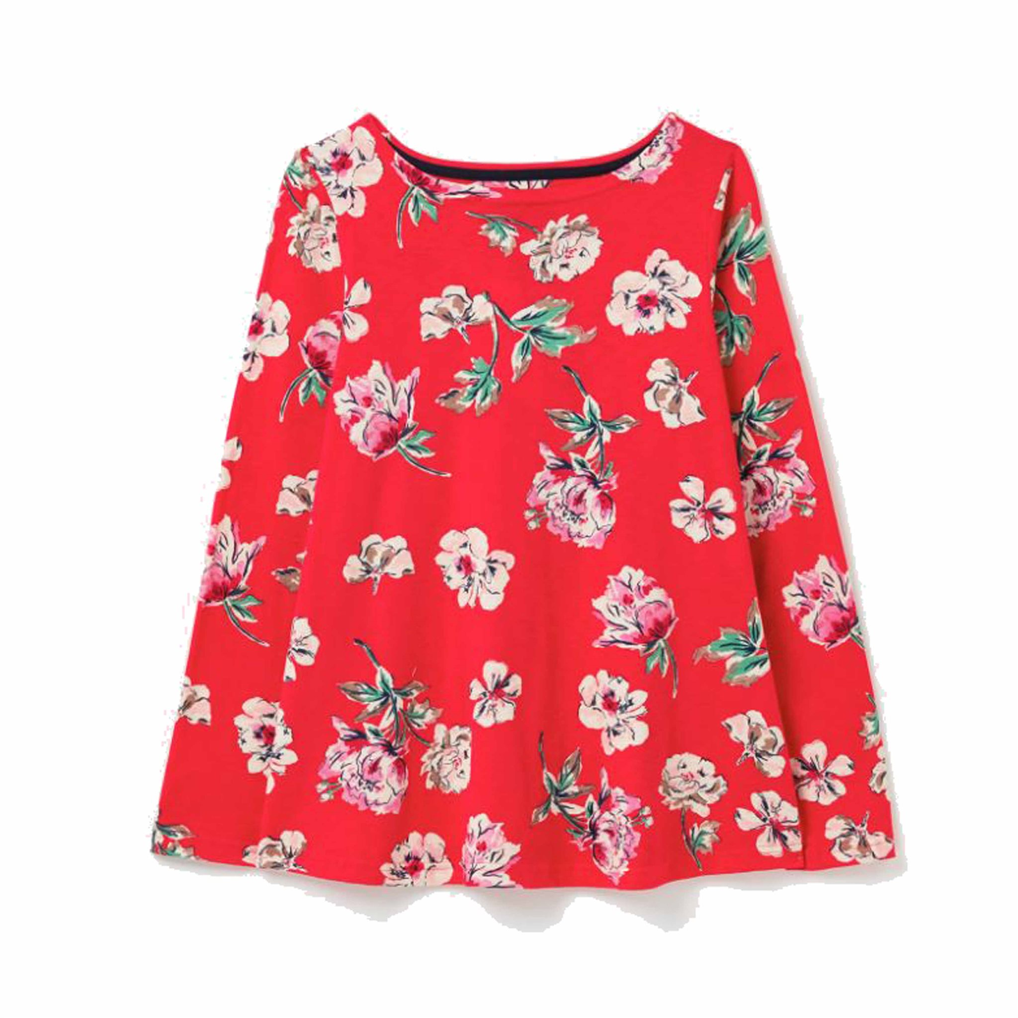 LONG SLEEVE JERSEY TOP JOULES