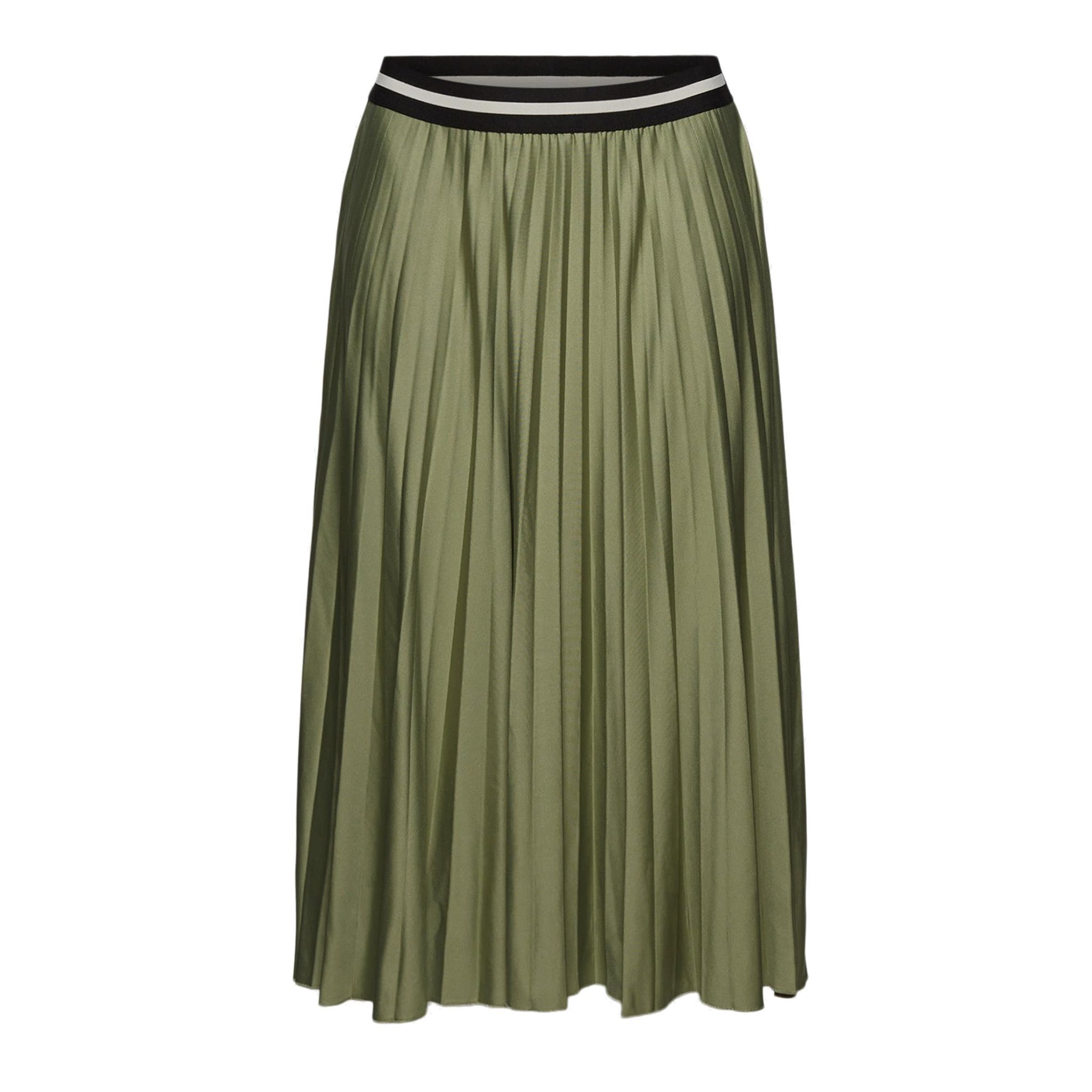 PLEATED SKIRT ESPRIT