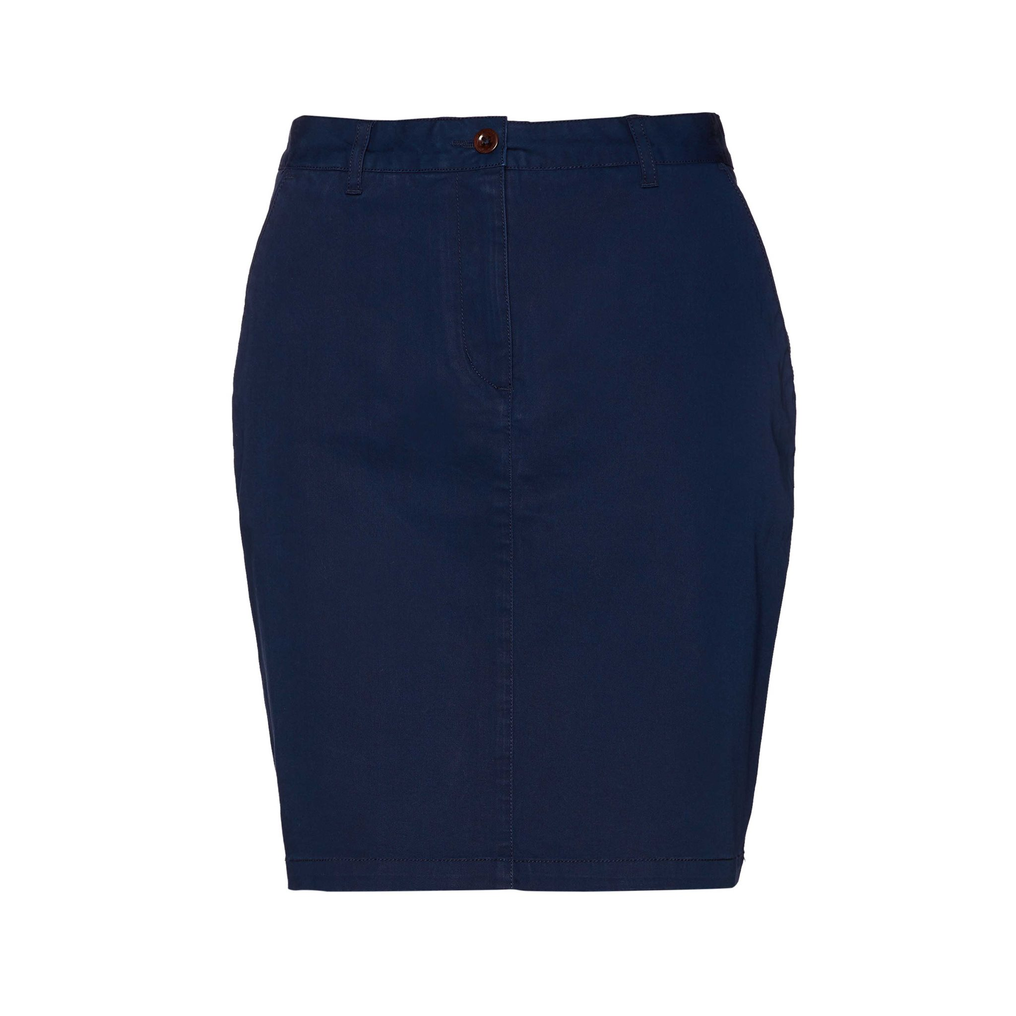 SLIM CLASSIC CHINO SKIRT GANT WOMAN