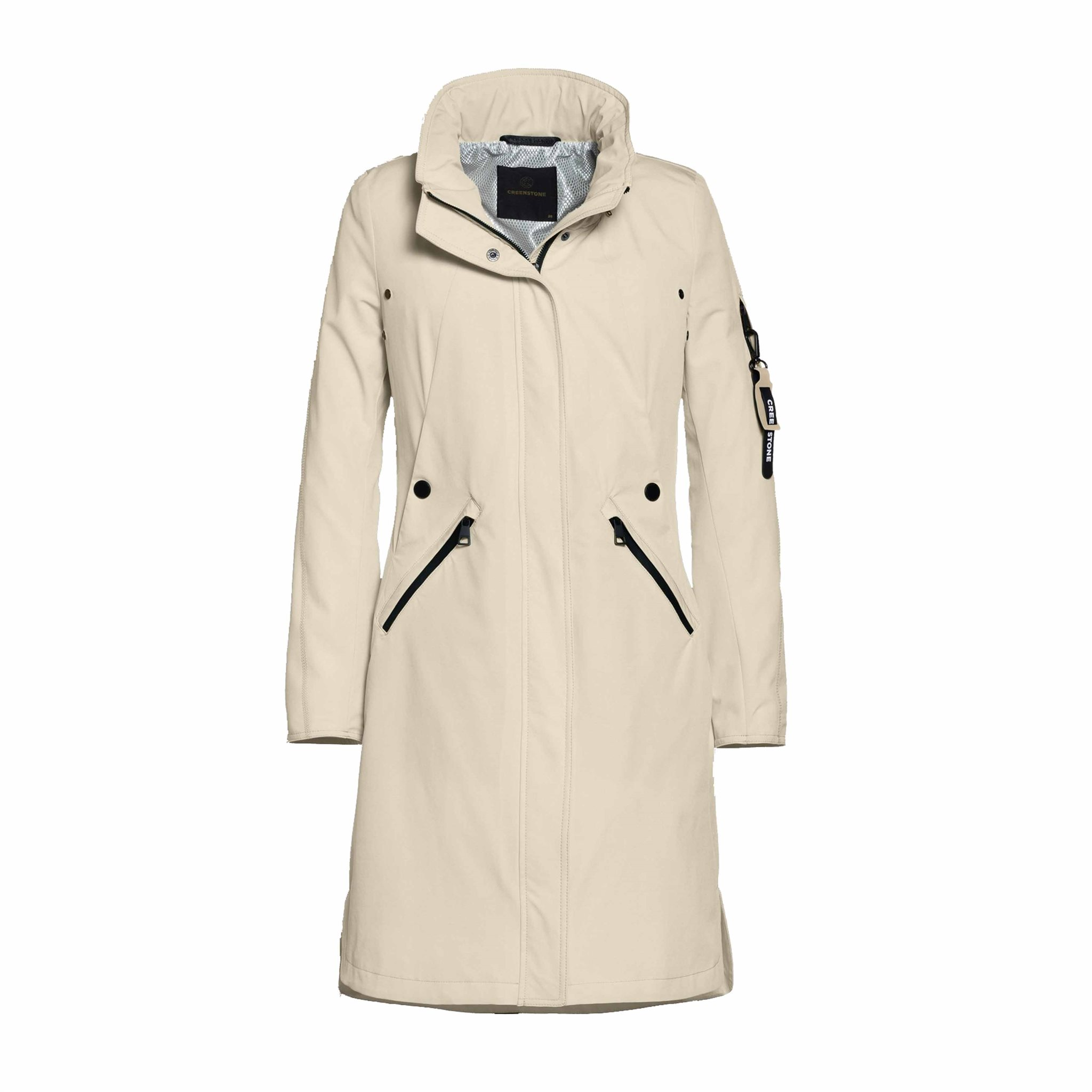 TECHNICAL COAT CREENSTONE