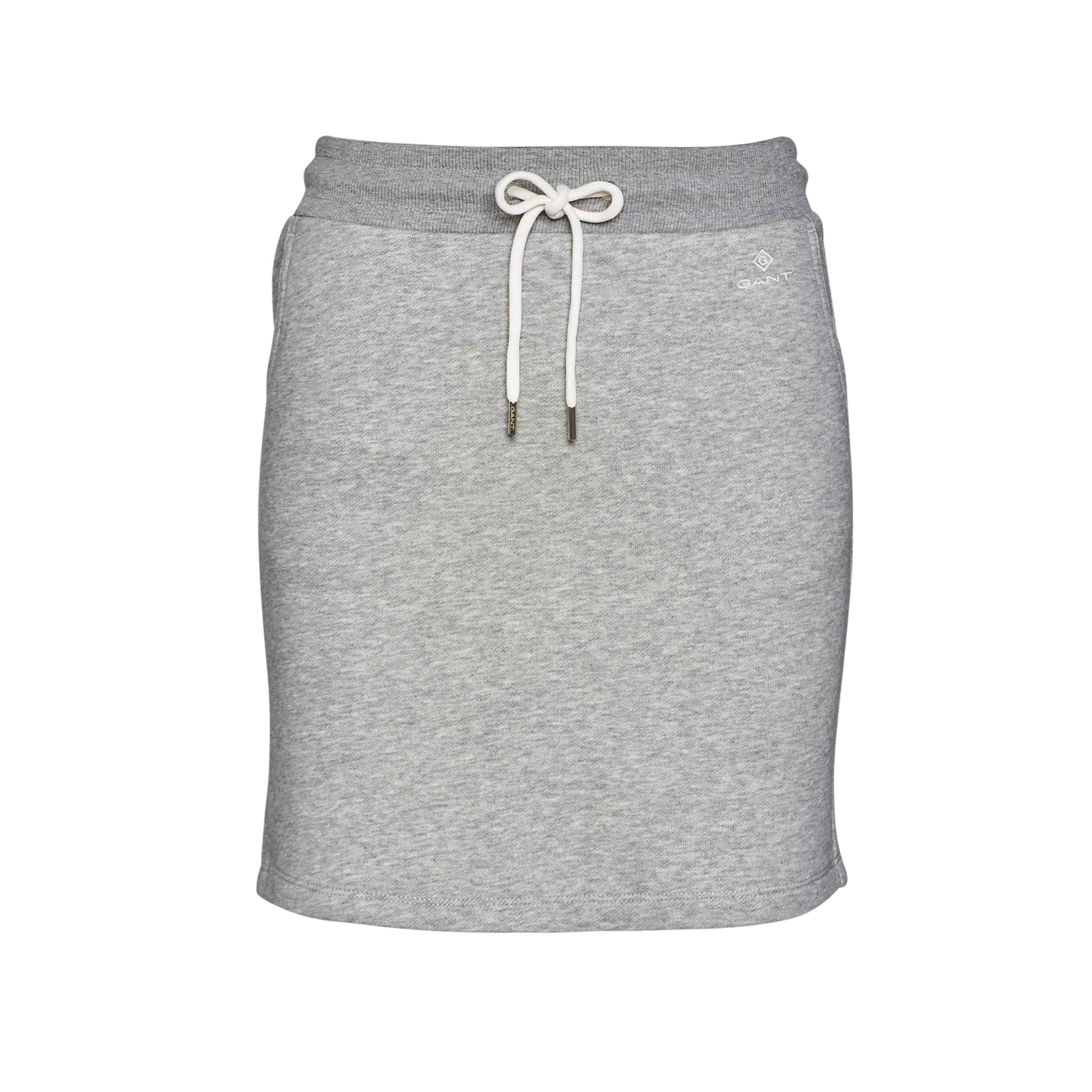 LOCK UP SWEAT SKIRT GANT WOMAN