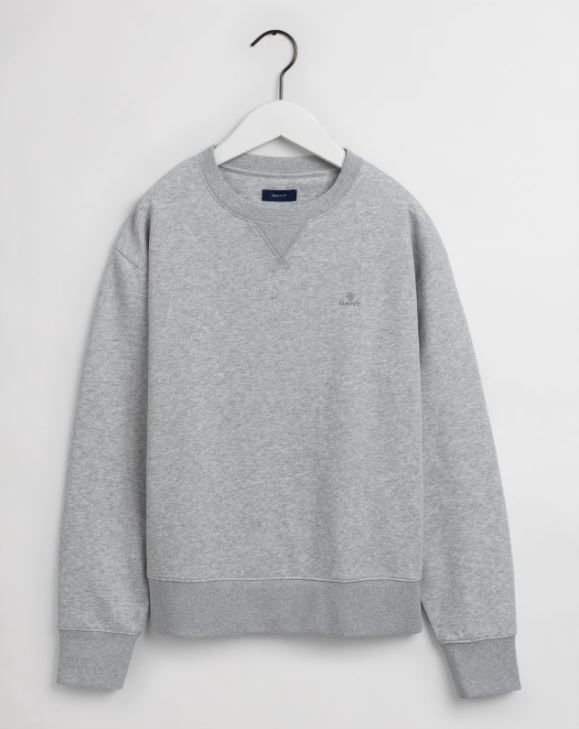 ORIGINAL C-NECK SWEAT GANT WOMAN