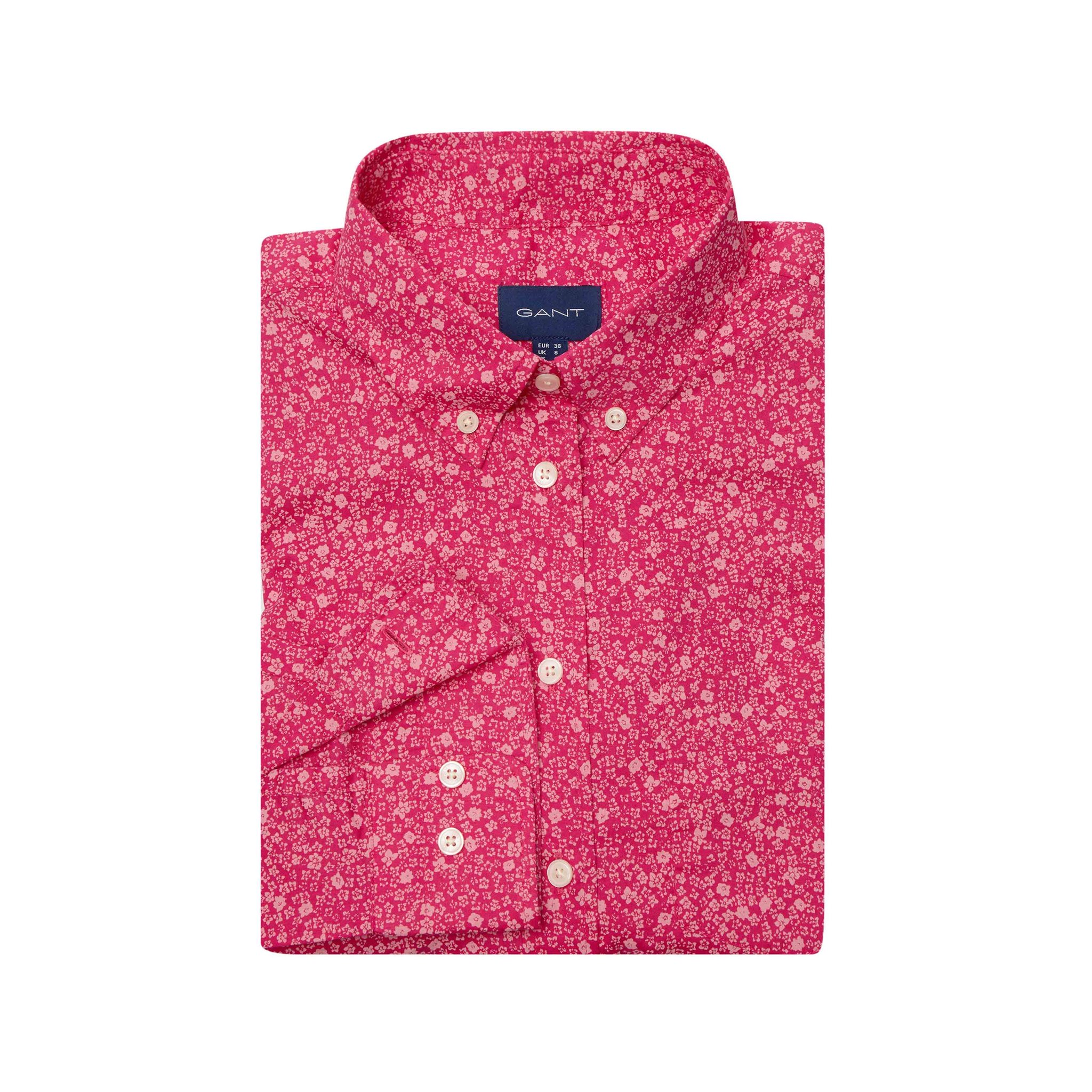 REG FREEDOM FLOWER SHIRT GANT WOMAN