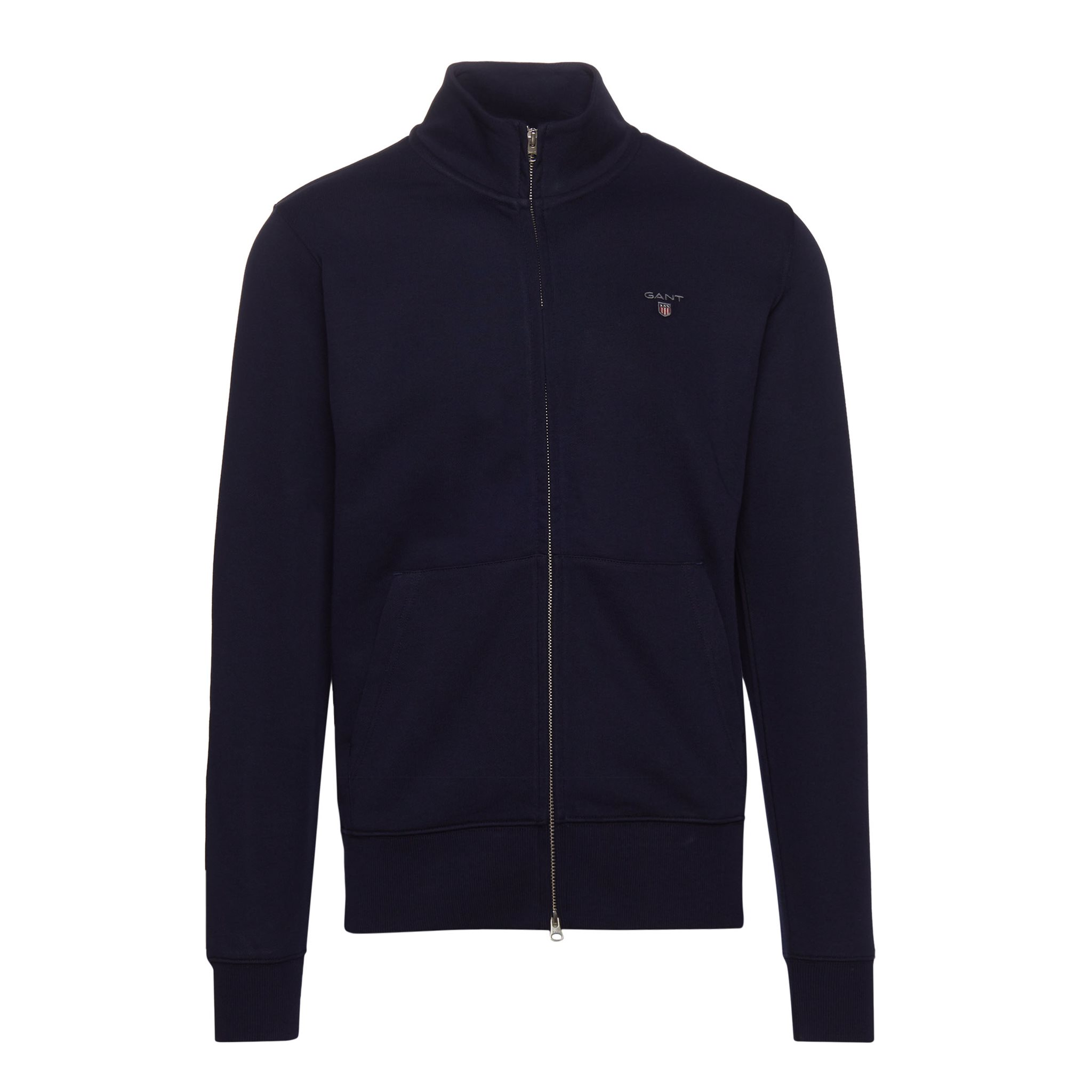 ORIGINAL FULL ZIP CARDIGAN GANT MAN