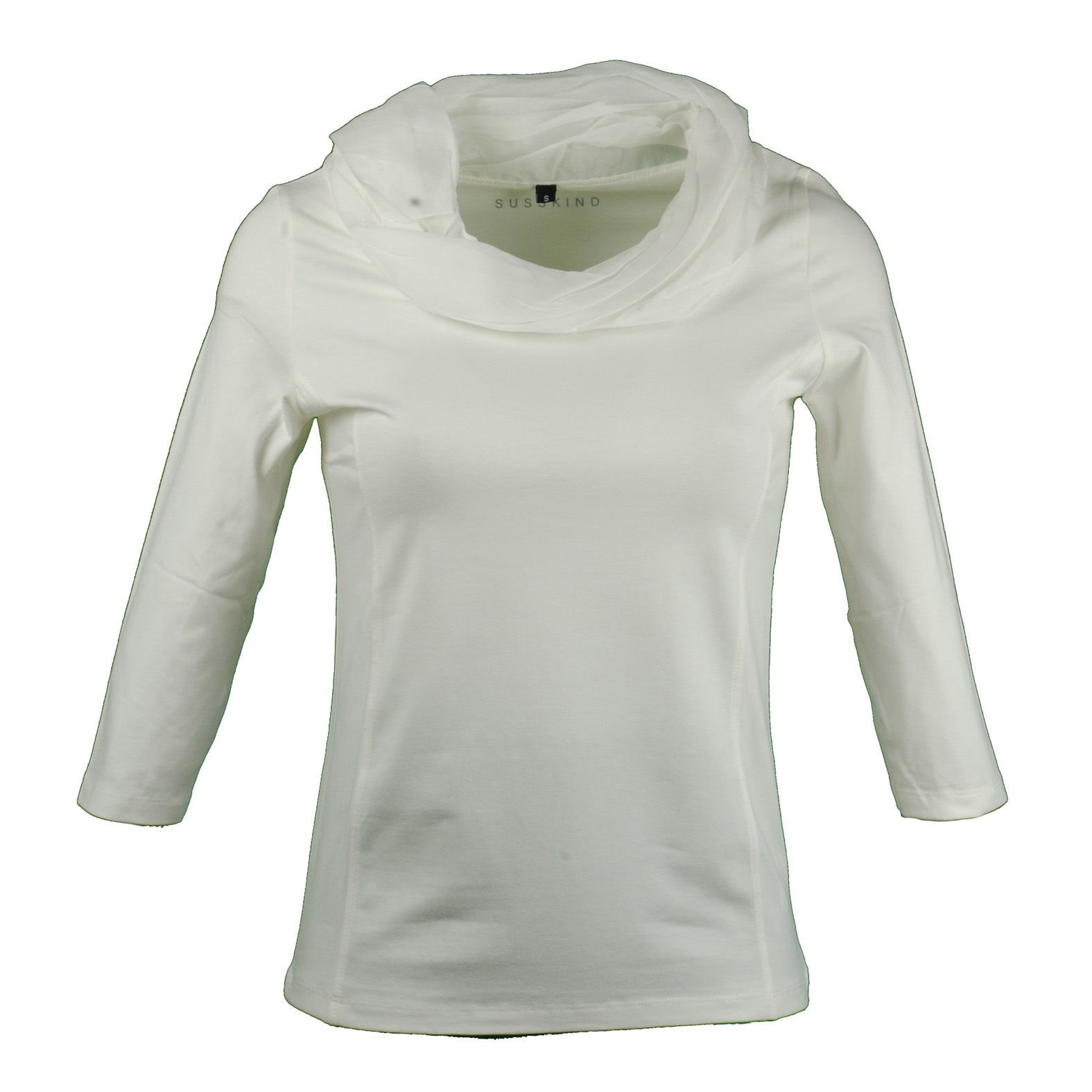 TOP OFFWHITE SUSSKIND