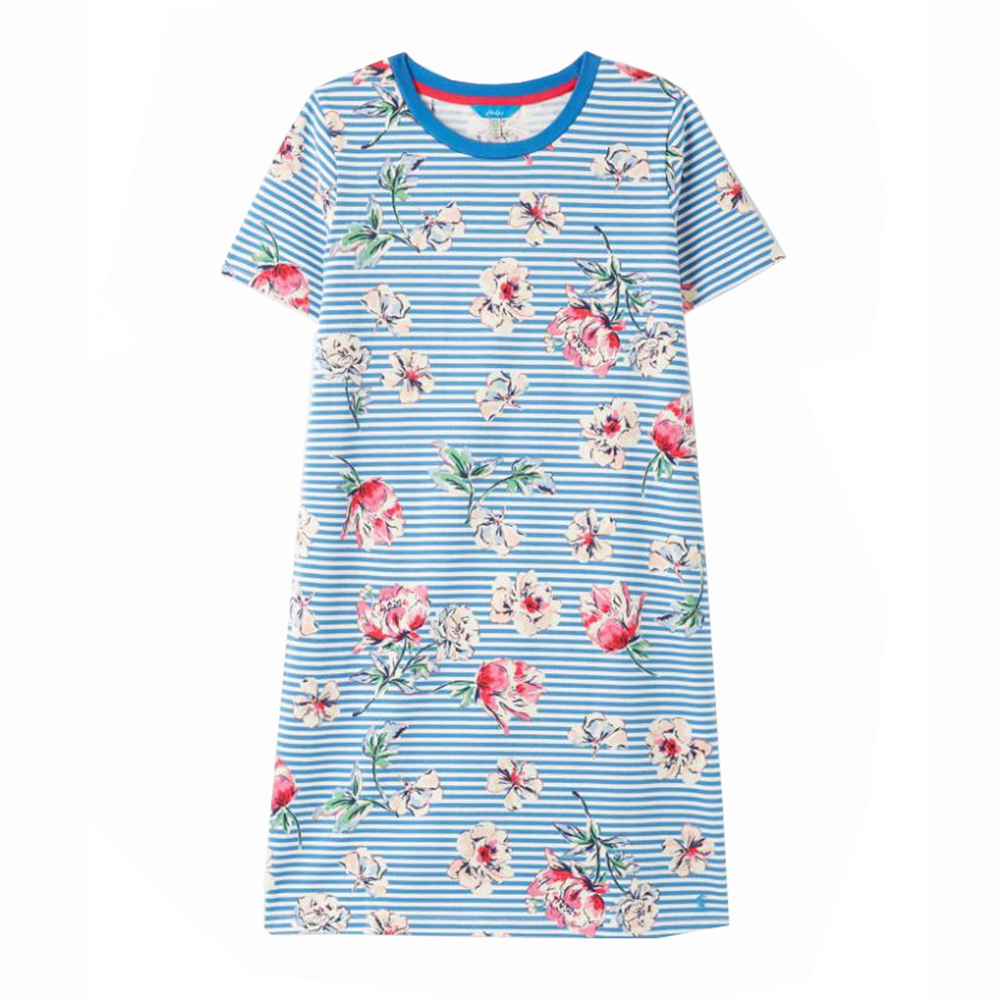 LIBERTY PRINT A LINE JERSEY DR JOULES