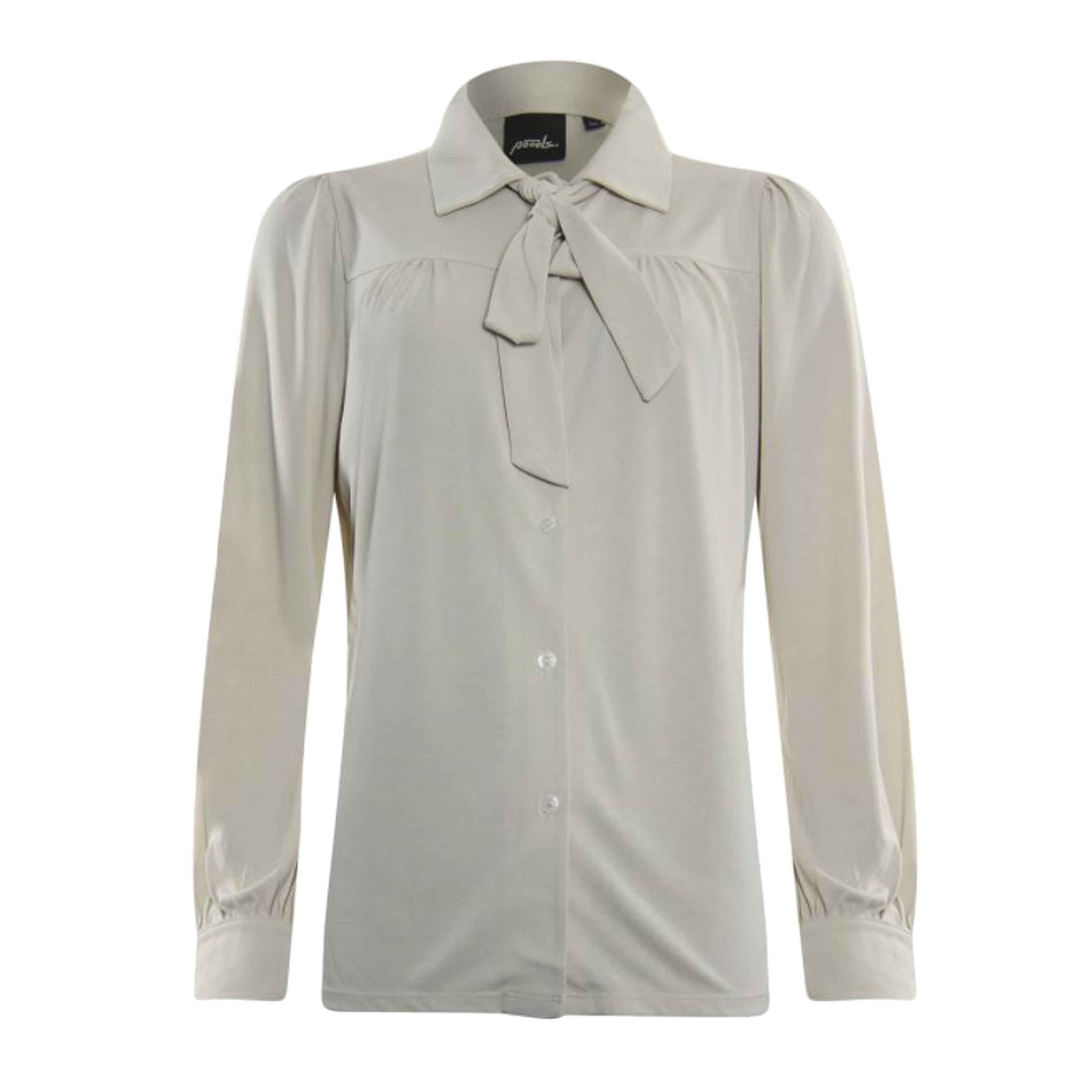 Blouse cupro touch POOOLS