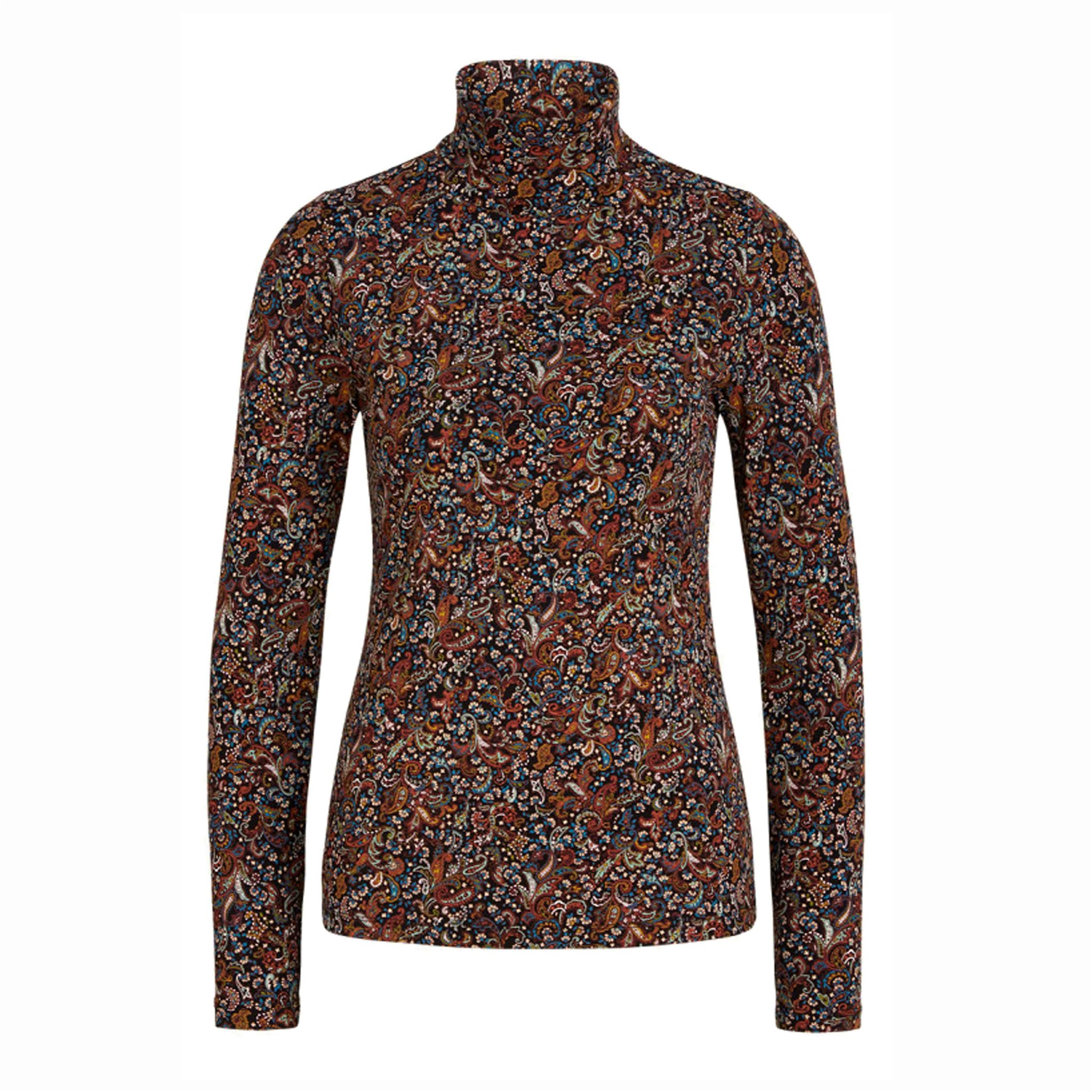 Betsy Rollneck Top Wembley KING LOUIE