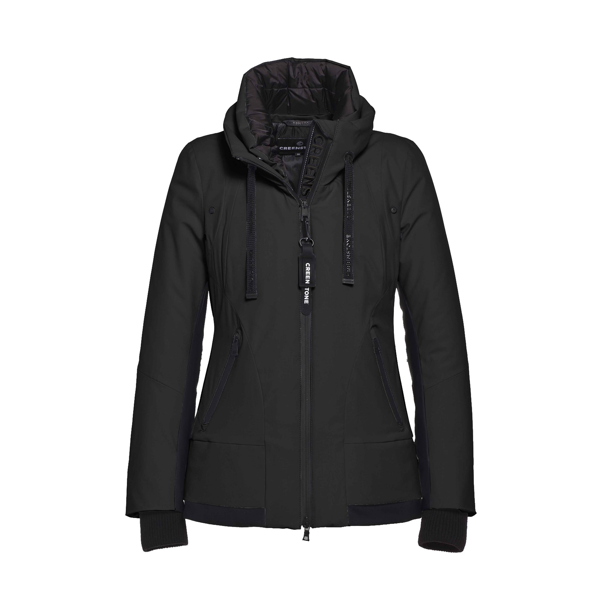FUNCTIONAL STRETCH JACKET CREENSTONE