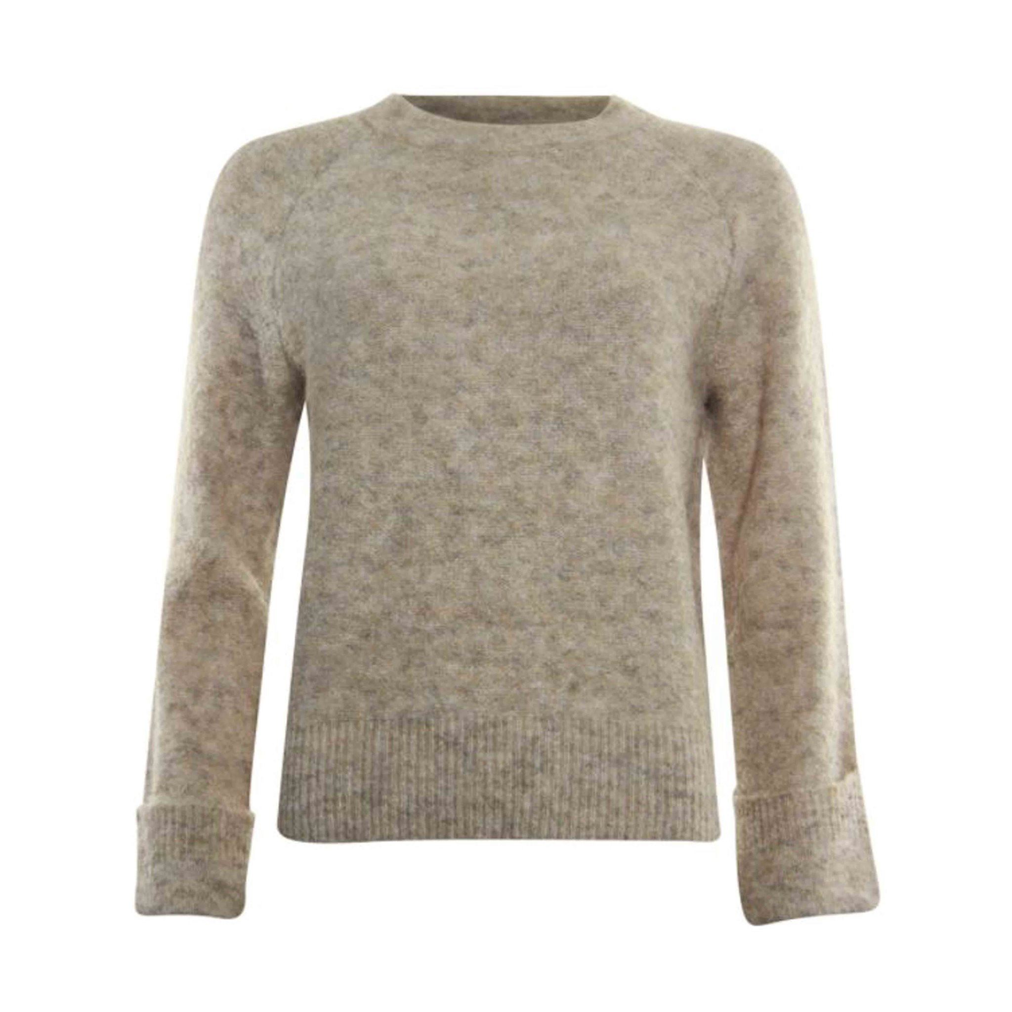 Pull o-neck l/s ANOTHERWOMAN
