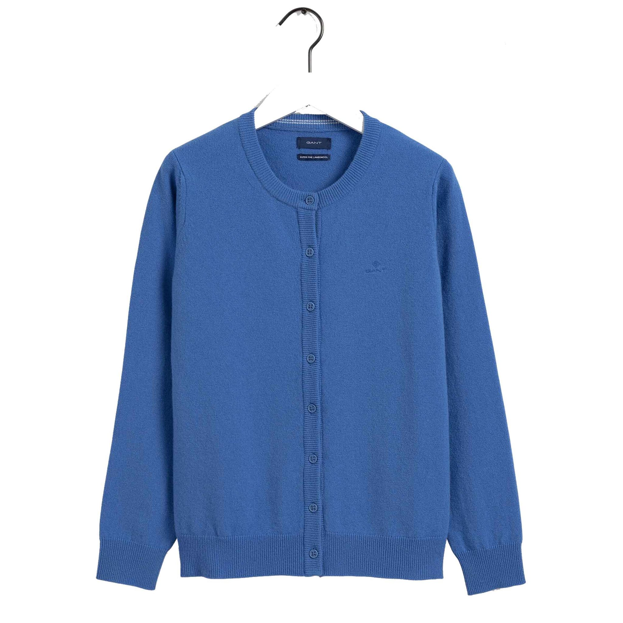 SUPERFINE LAMBSWOOL CNECK CARD GANT WOMAN